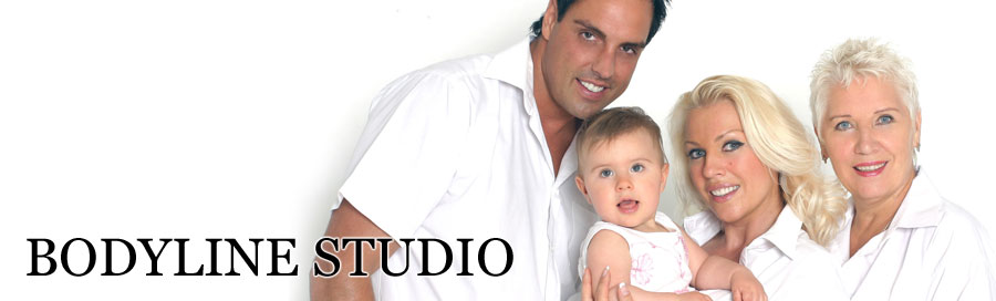 commercial photography at bodyline studios